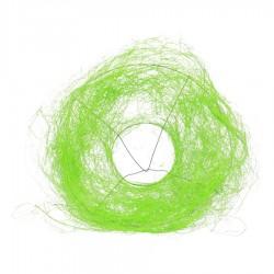 Estructura sisal verde 20 cm x10