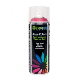 Spray Floralife Aqua Burdeos Oasis
